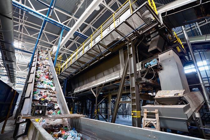 Recyclingbranche