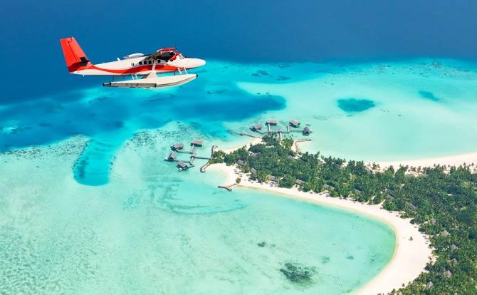Reisen auf die Malediven