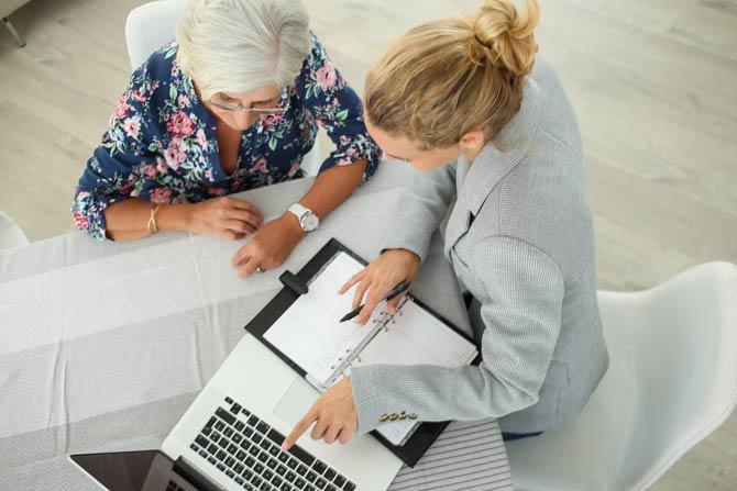 Rentenlücke ermitteln lassen