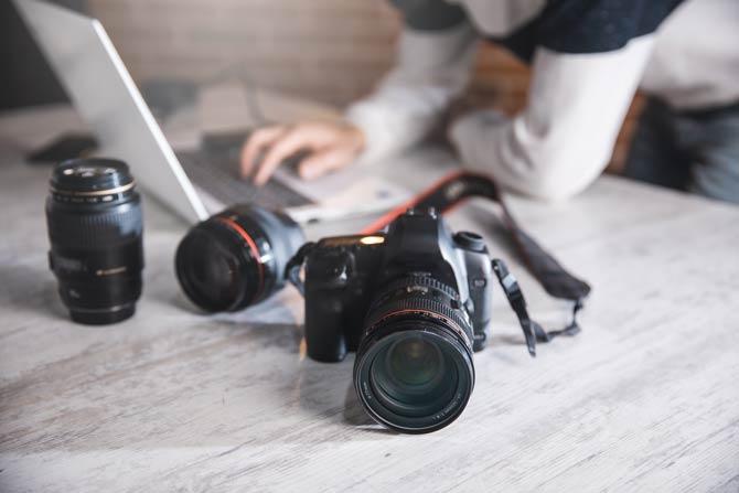 Richtigen Portale für den Verkauf von Fotos auswählen