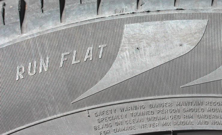 Runflat-Reifen