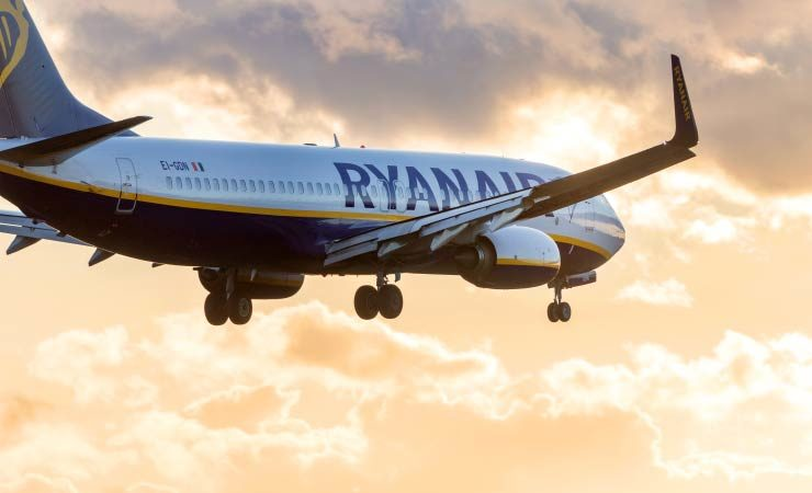 Ryanair reduziert Flugplan drastisch