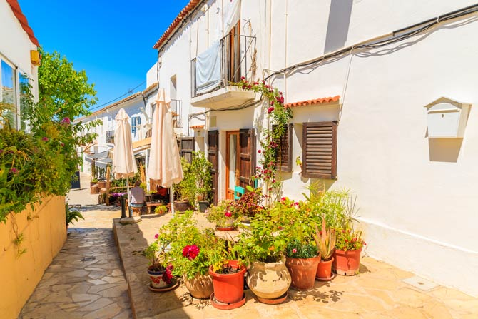 Sant Joan de Labritja - Ibiza