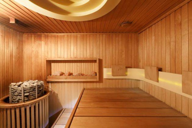 Nicht jede Holzart ist für eine Sauna geeignet