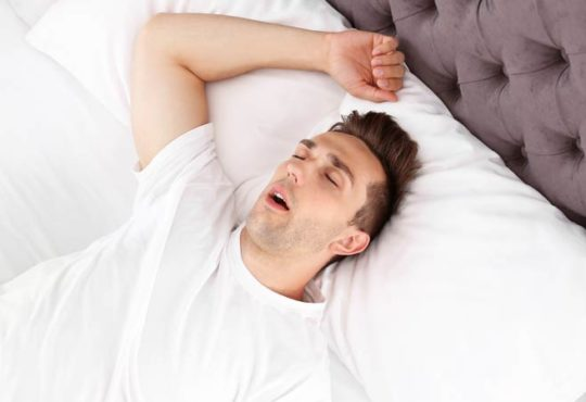 Schlafapnoe