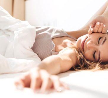 Schlafen reduziert Depressionsrisiko