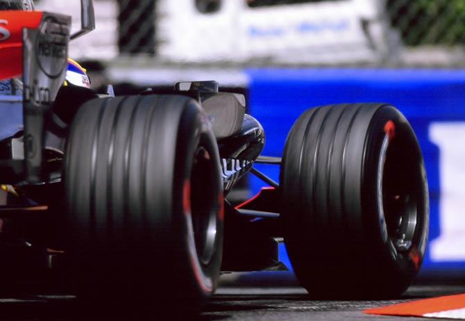 Schumachers Einstieg in die Formel 1