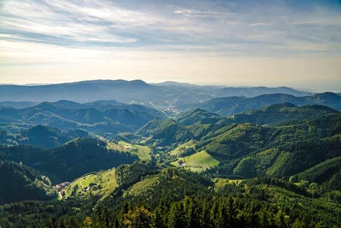Schwarzwald - beliebtes Reiseziel 2020