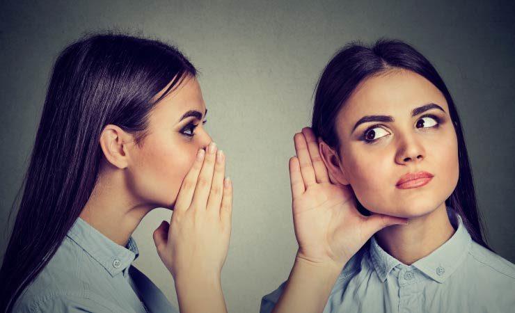 Warum Selbstgespräche gut für Sie sein können