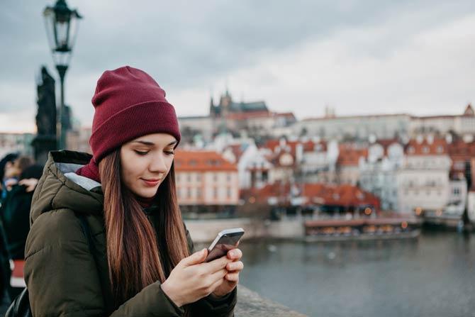 Smartphones - Optimale Temperaturen von zehn Grad Celsius