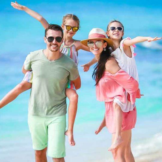 So funktioniert der Familienurlaub