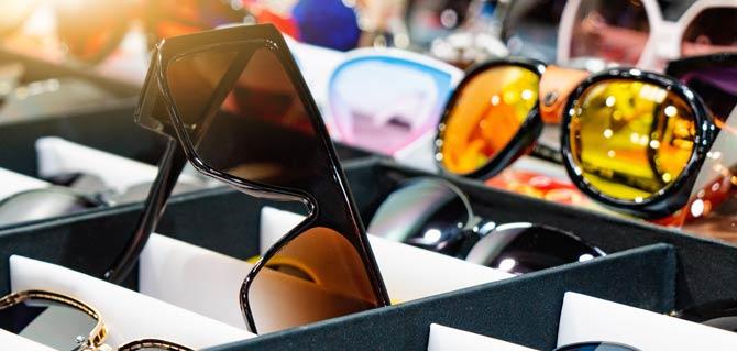Sonnenbrille tragen - Trockene Augen