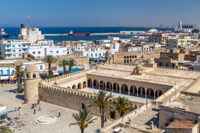 Sousse in Tunesien