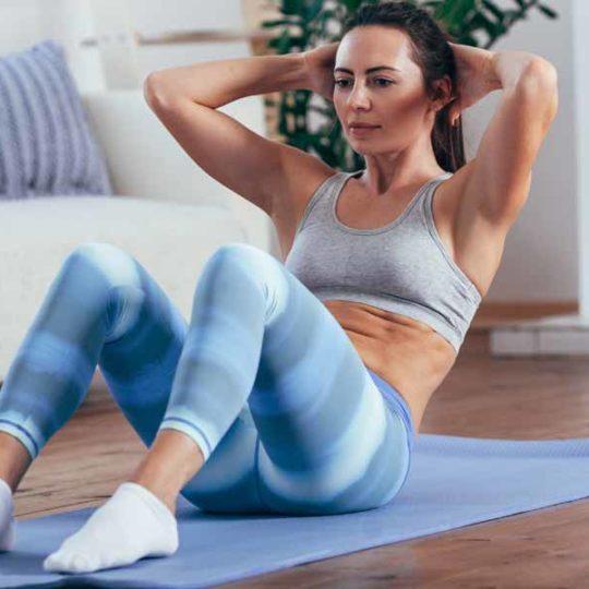 Sport im Alltag - Haushalts-WorkoutTipps