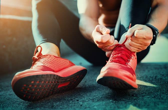 Sport und Kalorien Zählen