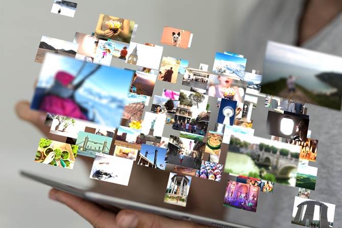 Stockbilder aus dem Internet