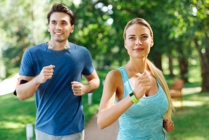 Stoffwechsel mit Sport aktivieren