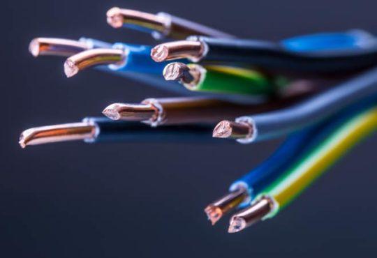 Stromkabel - Bedeutung der Farben