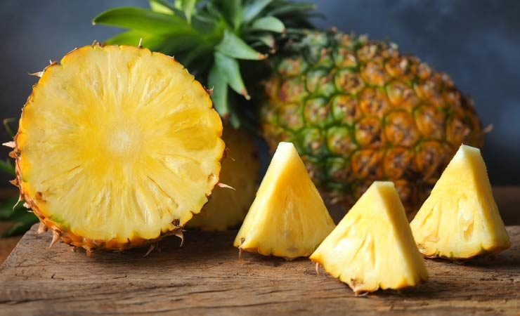 Superfood Ananas