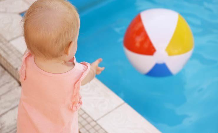 Swimmingpool - Unterschätzte Gefahr für Kinder