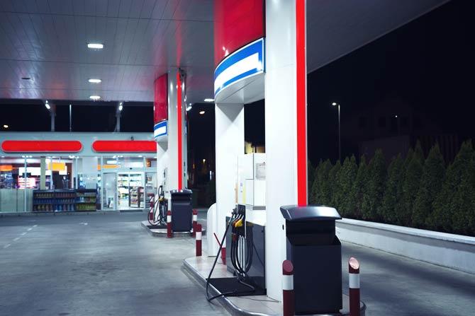 Tank Preise um 22 Uhr besonders niedrig