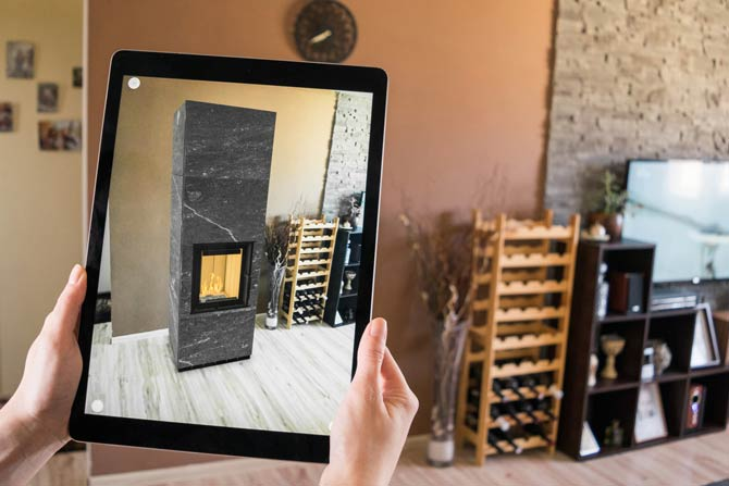 Technologie Trend Augmented Reality