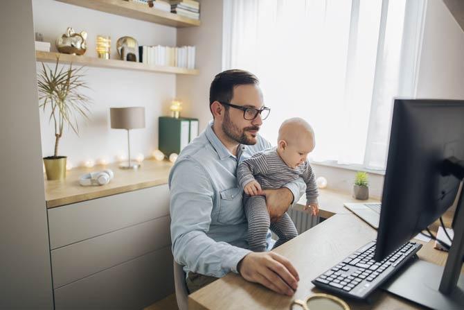 Teilzeit während Elternzeit