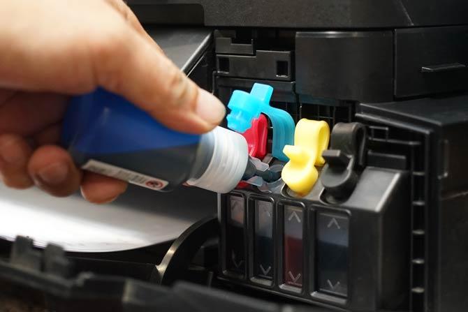 Tipps für Drucker – Flaschendrucker