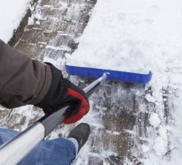 Tipps für Straßenkehrer und Schneeschipper