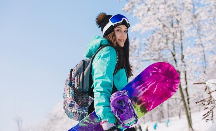 Tipps für die Snowboard Ausrüstung