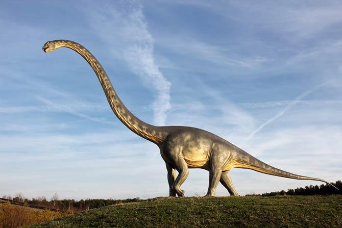 Trias Ursprung der Dinosaurier
