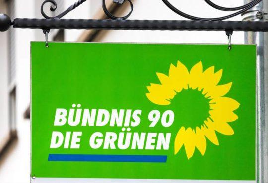 Umfrage-Hoch für die Grünen