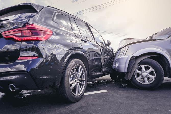 Unfall mit Mietwagen