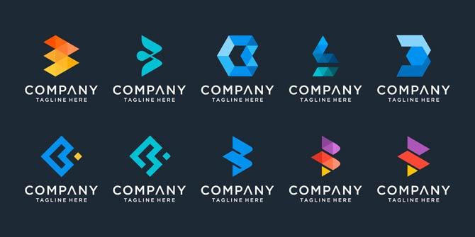 Unternehmenslogos