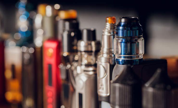 Unterschied E-Zigaretten und Tabakerhitzer