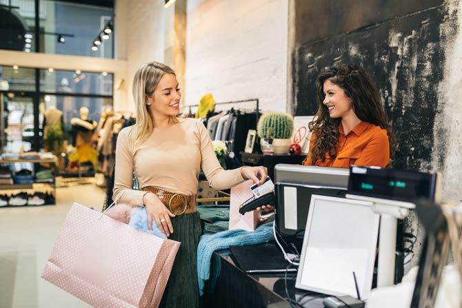 Unterschied zwischen Point of Sale und Point of Purchase