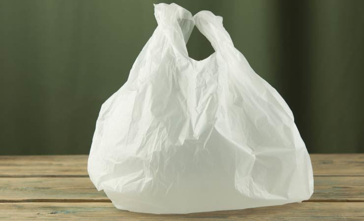 Upcycling Plastikbeutel