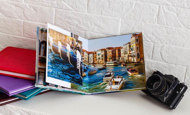 Den Urlaub mit Fotobüchern in Szene setzen
