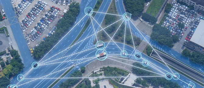 Künstliche Intelligenz im Verkehr