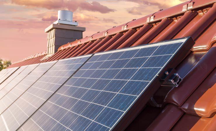 Vermietung von Dachflächen für Photovoltaikanlagen