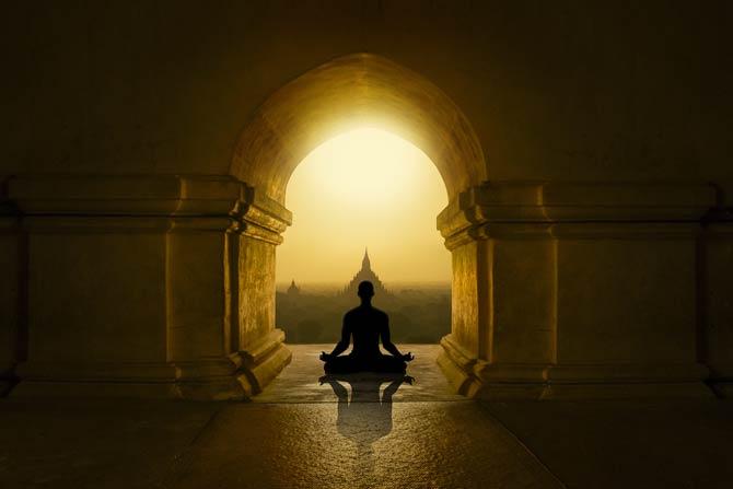 Vier edlen Wahrheiten Buddhas