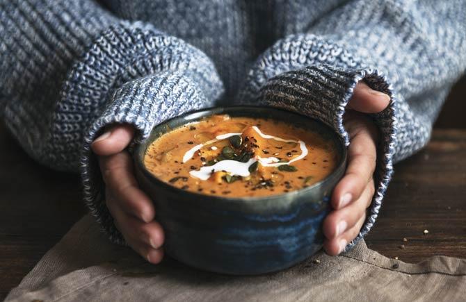 Vorteile einer Suppe