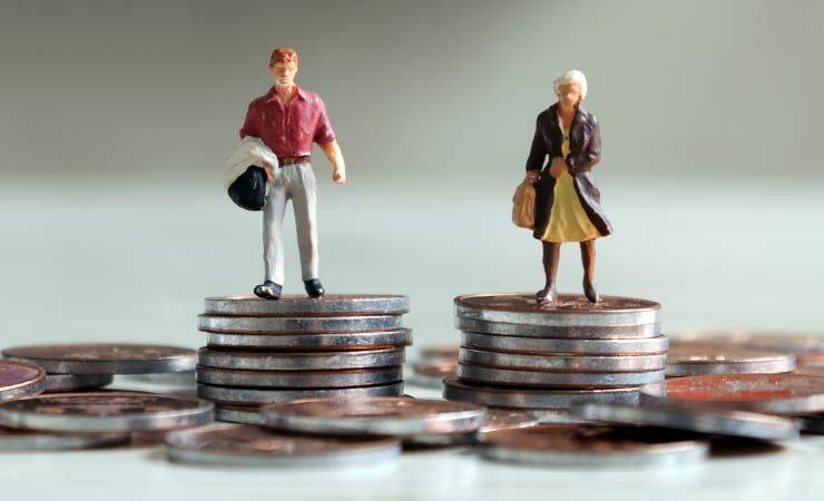 Warum Frauen weniger Lohn erwarten als Männer