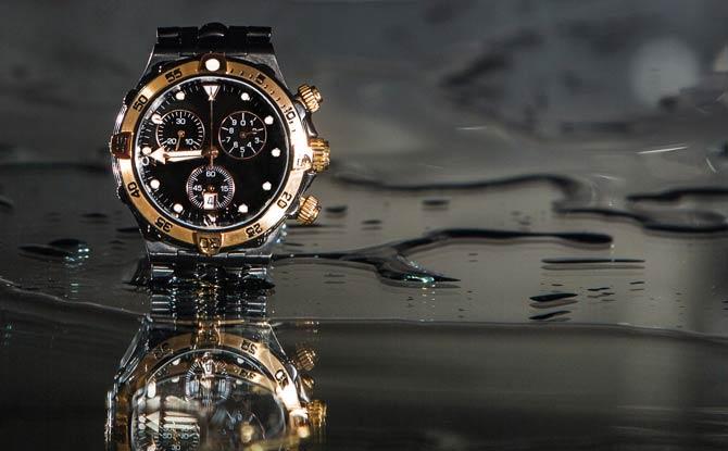 Wasserdichte Armbanduhren