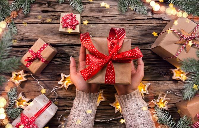 Weihnachtszeit ist Geschenkezeit