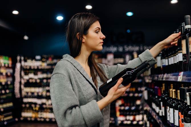 Wein wird in landesspezifische Qualitätsstufen unterteilt