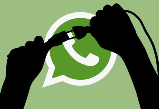WhatsApp Ausfall