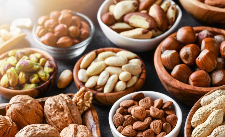 Wie gesund sind Nüsse