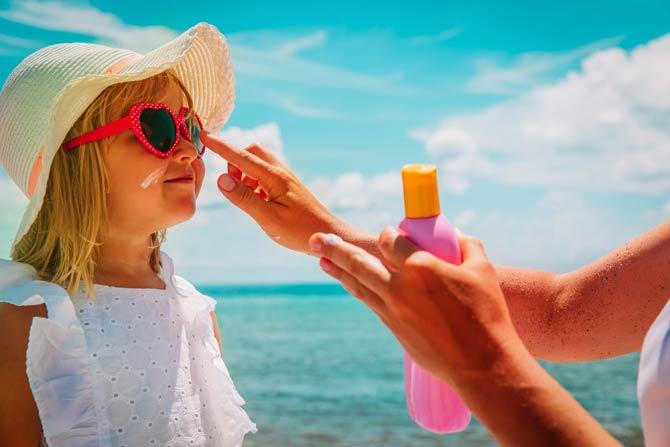 Wie lange hält Sonnenschutz?