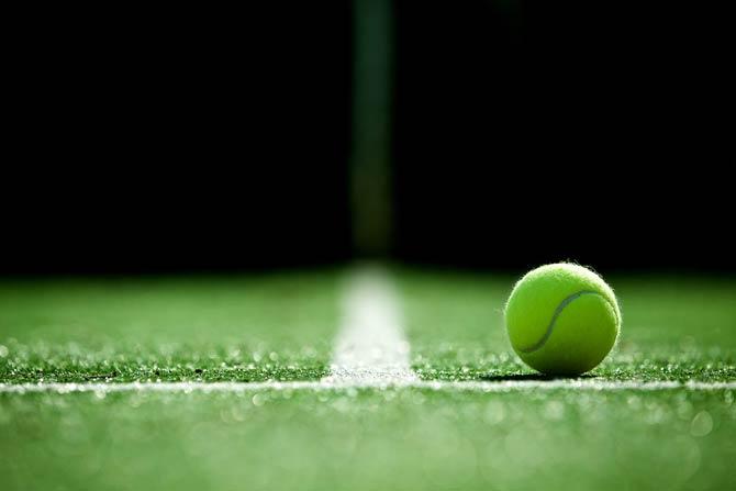 Wimbledon das einzige große Turnier auf Rasen